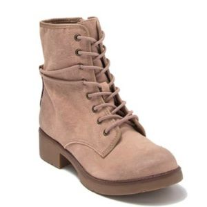 ROCK & CANDY Hurley Lace-Up Boot